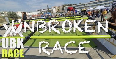 unbroken race