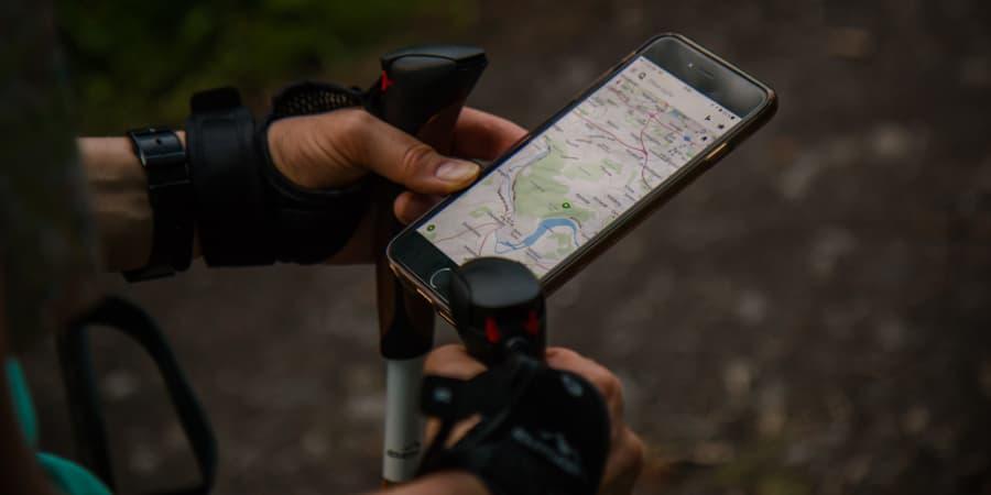 app movil aplicacion trail running carreras montaña senderos