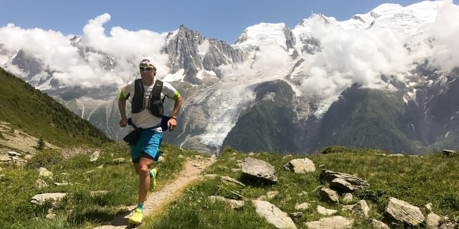 trail running carrera montaña sendero senderos montañas